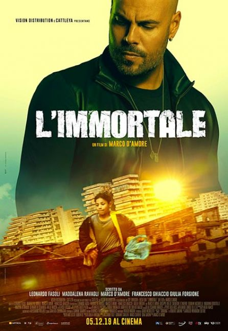 L'IMMORTALE [2019]